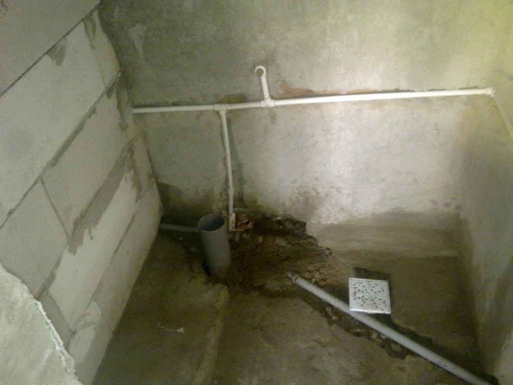 Pretul cu construirea unei bai instalatiile sanitare si for Cat costa construirea unei piscine