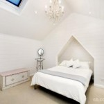 dormitor la mansarda amenajare poze