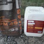Hidroizolatie Duraziv DF 45 latex flexibil + mortar Duraziv PM 45