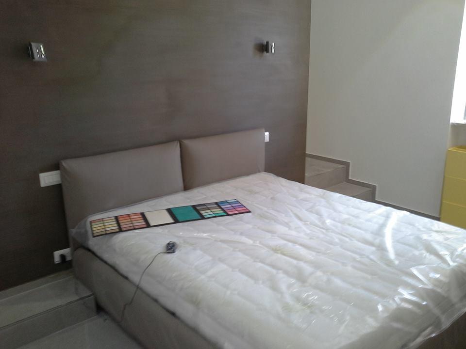 amenajare simpla dormitor