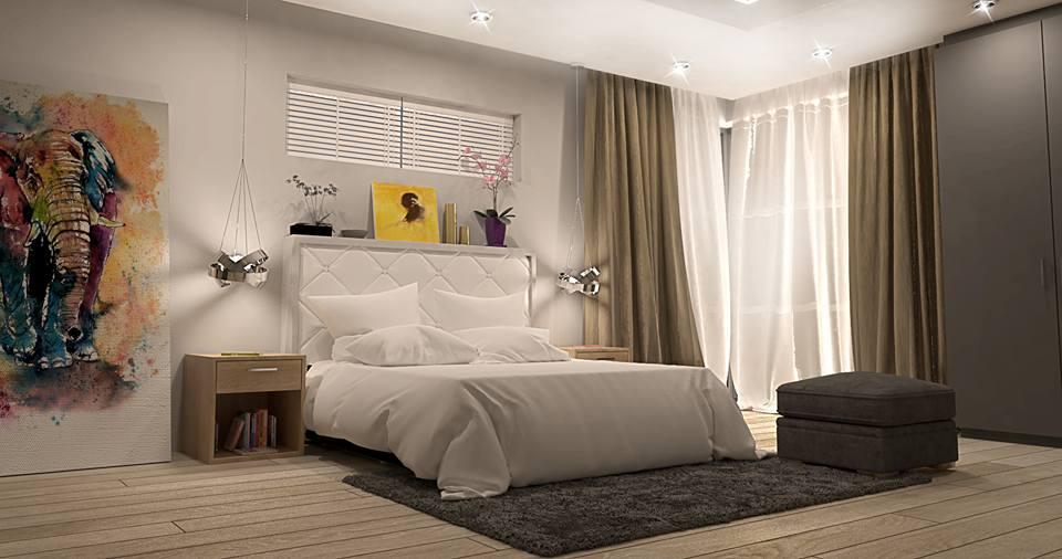 21 idei de amenajare a unui dormitor