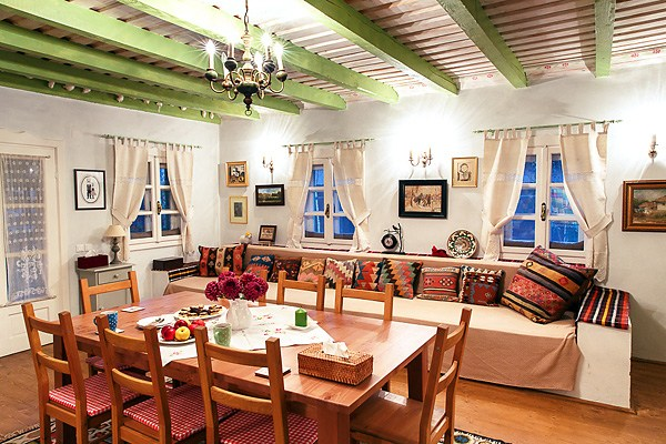 Amenajeaza-ti casa in stilul traditional romanesc